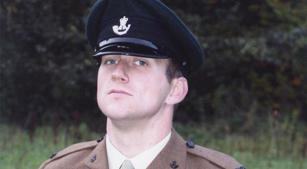 Tragedy: Lance Corporal James Ross