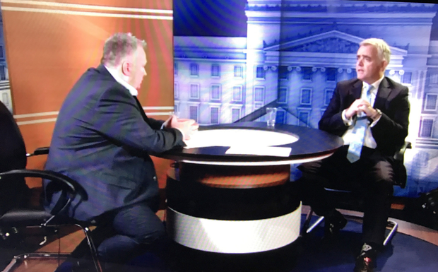 Stephen Nolan speaks to Jonathan Bell