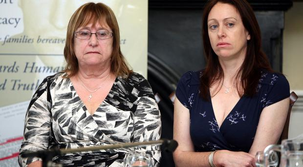Widow Ann and daughter Nuala McCann had pressed for a new inquest