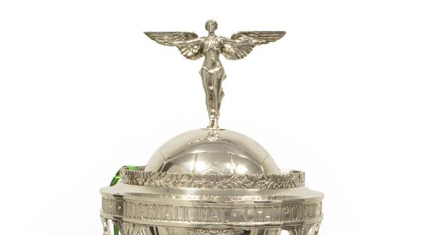 The British Championship Trophy was last won by NI