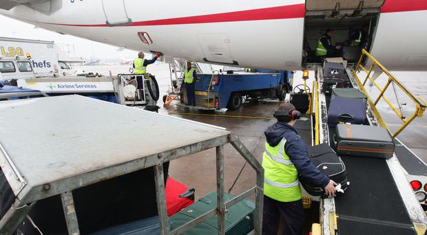Swissport officials will meet unions are conciliation service Acas on Tuesday