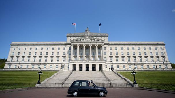 Stormont, seat of the Northern Ireland Assembly