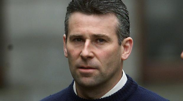 Freed on bail: Liam Campbell