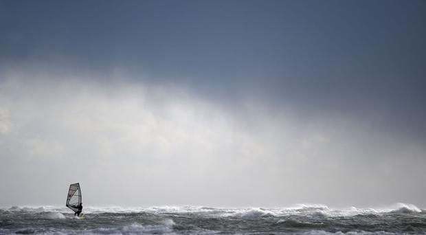 Storm Barbara will bring high winds and dangerous conditions on the coastline