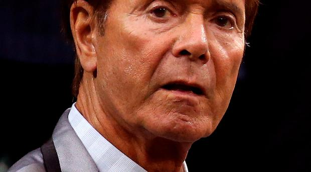 In clear: Sir Cliff Richard