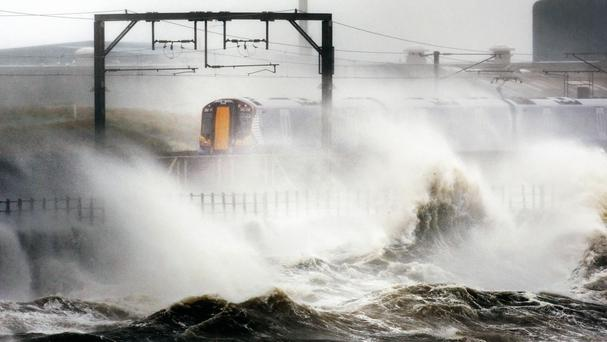The Met Office has issued severe weather warnings for many parts of Britain due to Storm Barbara, with Scotland expected to bear the brunt of the conditions