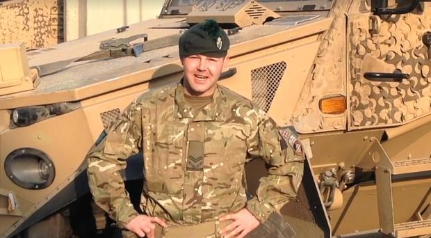 Soldiers who have revealed what they are missing this Christmas on Facebook