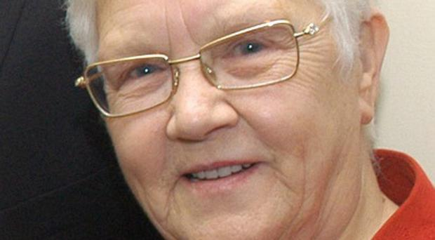 Critical: Baroness May Blood