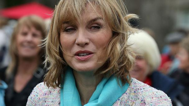 Fiona Bruce will present her tenth series of Antiques Roadshow in 2017