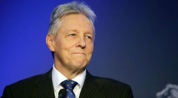 Peter Robinson was 'saying things about independence', then-British Cabinet secretary Sir Robert Armstrong said