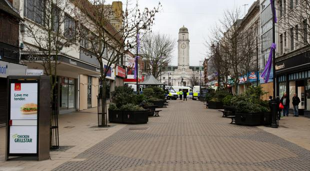 House prices in Luton have risen more than anywhere else in the country, figures show