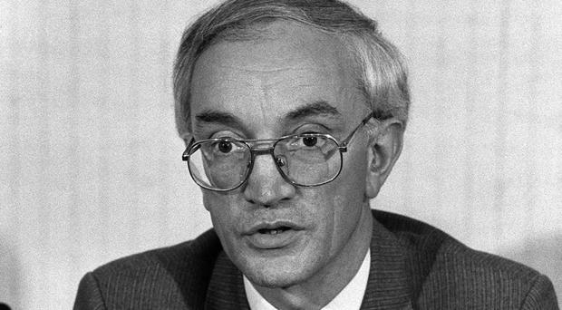 John Stalker was asked to investigate the RUC shootings of six people but was removed from the inquiry shortly before it was due to report in 1986