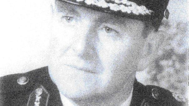 Sir John Hermon was Chief Constable of Royal Ulster Constabulary from 1980 to 1989 (PSNI/PA)