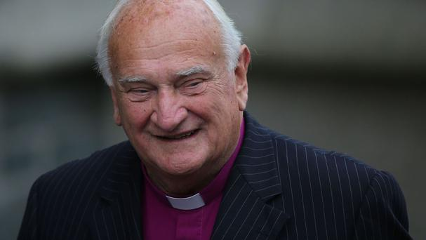 Robin Eames was Archbishop of Armagh from 1986 to 2006