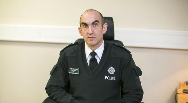 PSNI Chief Superintendent Simon Walls said house breakers can take advantage of public photos and posts on social media
