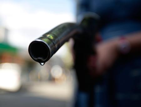 25% increase in price of petrol compared to same time last year