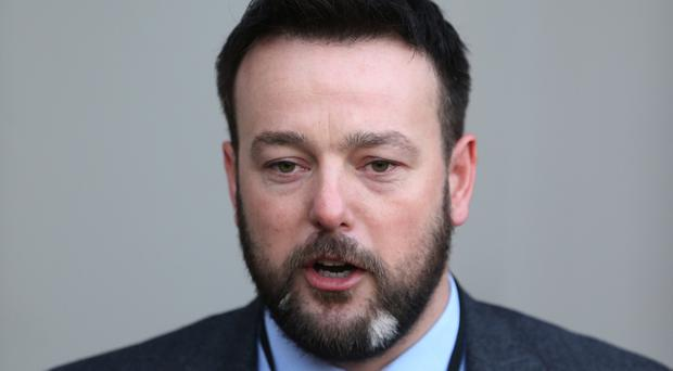 Colum Eastwood said the DUP failed to show honesty and humility over the RHI affair