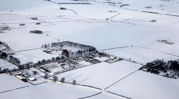Forecasters predict many parts of the UK could get snow showers