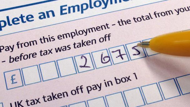 Men are more likely than women to complete their tax return forms on time
