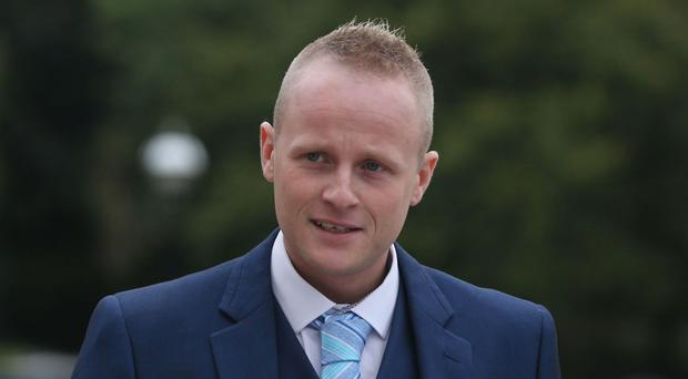 Jamie Bryson confirmed he has been asked to come in for questioning