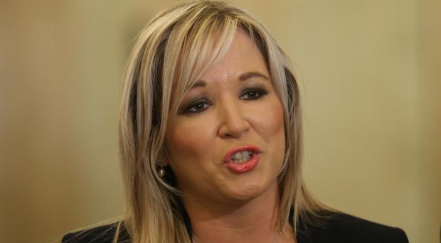 Michelle O'Neill had been planning to bring forward proposals