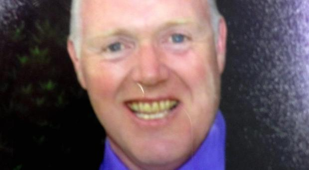 Prison officer David Black was killed in 2012 (Police Service of Northern Ireland/PA)