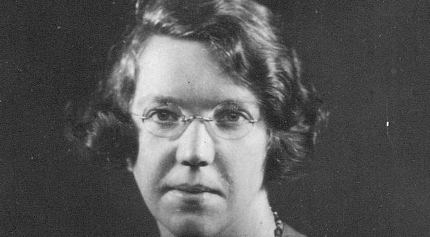 Jane Haining died in the Auschwitz camp in Nazi-occupied Poland at the age of 47 (PA/Church of Scotland)