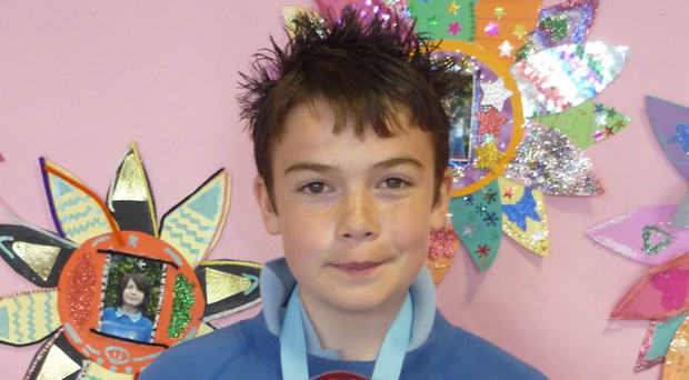 Oisin McGrath, who died aged 13 following a playground incident at St Michael's College, Enniskillen