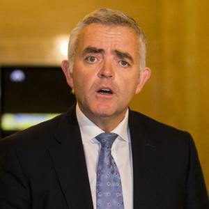 Jonathan Bell succeeded Arlene Foster as minister at the Stormont department that set up the RHI scheme