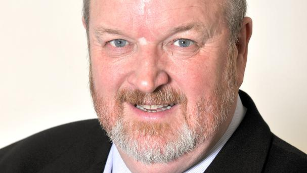Dave Anderson urged maintenance of the Northern Ireland Assembly as top priorty