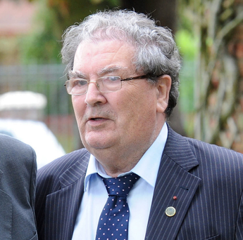 Former SDLP leader John Hume is celebrating his 80th birthday today