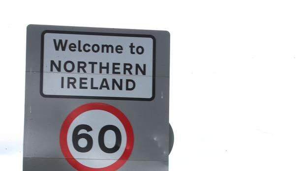 An Irish government source said that Taoiseach Enda Kenny emphasised the importance of no return of a hard border to Ms May