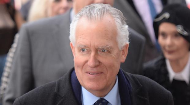 Lord Hain stressed the need for top-level ministerial involvement, given that the parties at Stormont 'are not going to sort this out on their own'