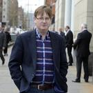 Supporter: Willie Frazer