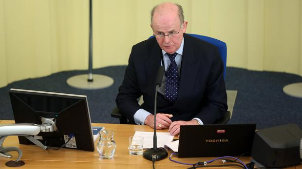 Sir Anthony Hart led the independent Historical Institutional Abuse (HIA) Inquiry