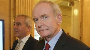 Martin McGuinness resigned as Northern Ireland's deputy first minister last week