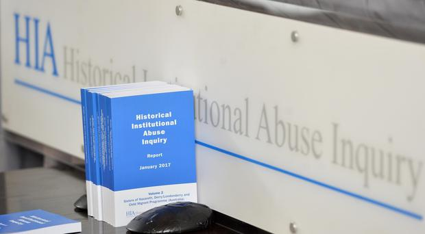 Sir Anthony Hart has outlined the findings of his Historical Institutional Abuse inquiry in Northern Ireland