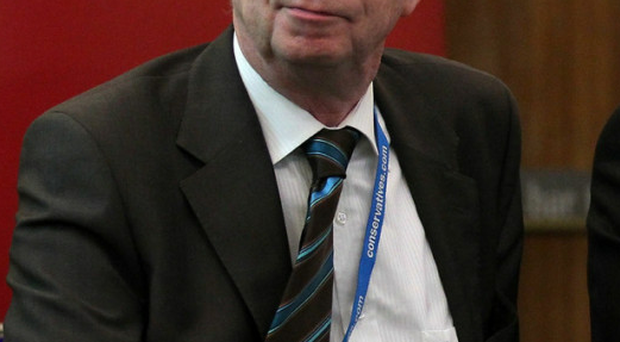 UUP chairman Lord Empey