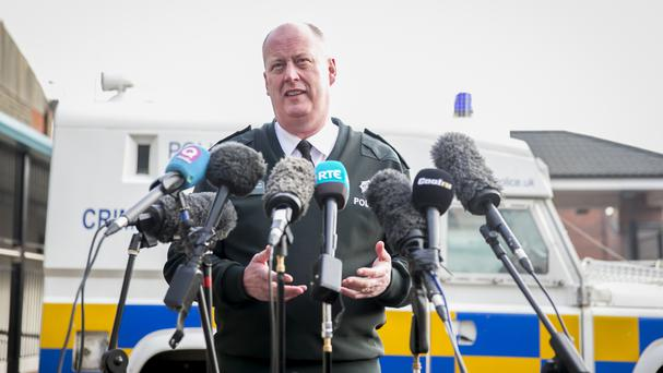 Police officer shot in Northern Ireland attack