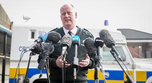 Police Service of Northern Ireland (PSNI) assistant chief constable Mark Hamilton