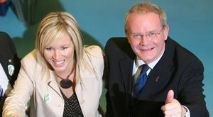 Martin McGuinness has quit for health reasons