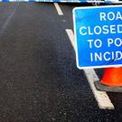 The crash occurred on the dual carriageway between Belfast and Bangor, close to Ballyrobert
