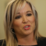 Michelle O'Neill, the new leader of Sinn Fein in Northern Ireland