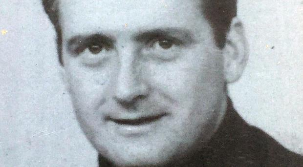 Henry Thornton was shot by a British soldier