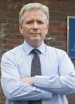 Anger: BMA chairman Dr Tom Black