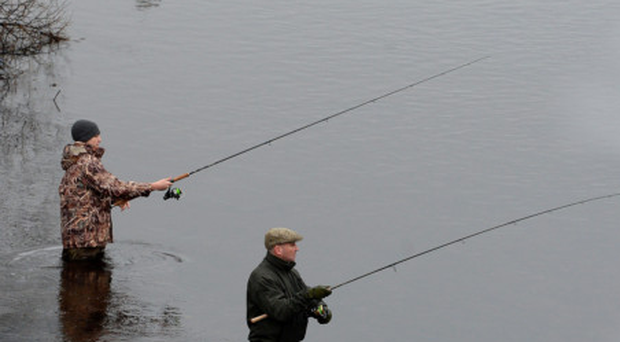 Salmon fishermen have cast their lines since January 1 without any success