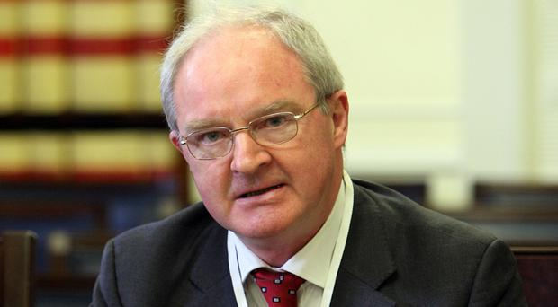 Lord Chief Justice Sir Declan Morgan warned that the collapse of powersharing institutions meant the delay for legacy inquests would drag on