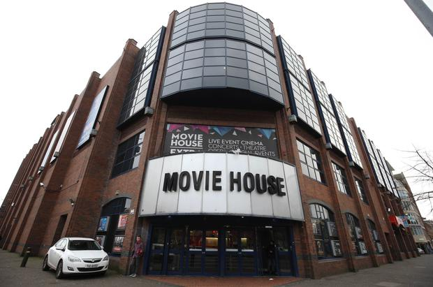 65m office development to replace movie house on dublin road