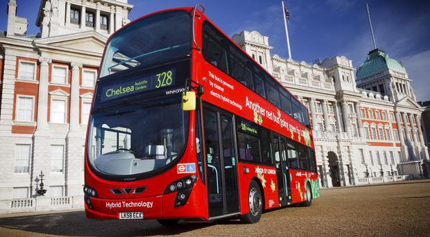 More than 400 Routemasters - known as the Boris Bus - are to be brought back to garages in the city after a passenger was injured in November