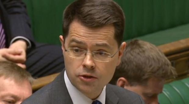 James Brokenshire said the Government intended to look at addressing individual issues in Northern Ireland